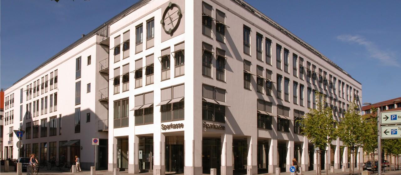 Finanzzentrum Landshut am Bischof-Sailer-Platz